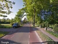 112 melding Brandweer naar Oranjelaan in Diepenveen