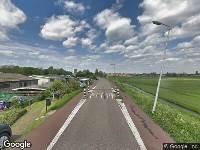 Ambulance naar Landsmeerderdijk in Amsterdam