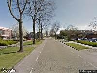 112 melding Ambulance naar Rembrandtstraat in Oud-Beijerland