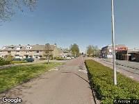 112 melding Ambulance naar Mariniersweg in Oud-Beijerland