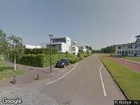 112 melding Besteld ambulance vervoer naar Zandkasteel in Eindhoven