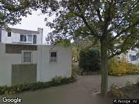 112 melding Ambulance naar Mildenburg in Dordrecht