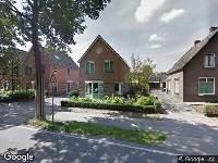 Brandweer naar Apeldoornseweg in Vaassen