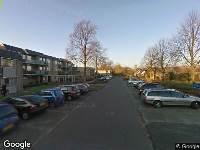 112 melding Ambulance naar Pieter Dekkersstraat in Nuenen