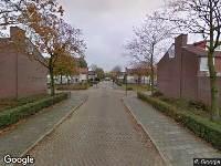 Ambulance naar Jan van Galenstraat in Schijndel