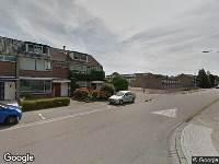 Brandweer naar Hobokenstraat in Breda