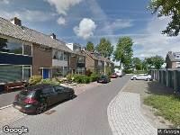 112 melding Ambulance naar Dreeslaan in Pijnacker