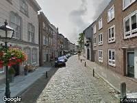 112 melding Ambulance naar Maasstraat in Grave