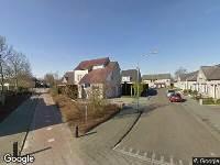 112 melding Ambulance naar Everhardus Potgieterdreef in Goirle