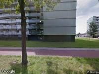 Brandweer naar Groenedijk in Breda