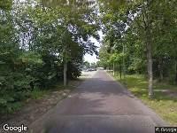 Ambulance naar Neutronweg in Roosendaal