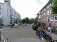 112 melding Ambulance naar Moerdijkstraat in Amsterdam