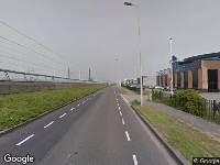 Brandweer naar Driemanssteeweg in Rotterdam vanwege brand
