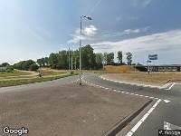 Ambulance naar Van Berckelweg in Noordwijk