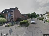 112 melding Besteld ambulance vervoer naar Kasteel Horionstraat in Roermond