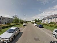 112 melding Traumahelikopter naar Pianoweg in Almere