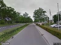 112 melding Ambulance naar Rondweg in Bladel
