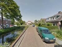 Brandweer naar Badweg in Heerenveen