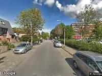 112 melding Ambulance naar De la Reylaan in Gouda