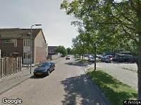 Brandweer naar Jan Darkennisstraat in Breda