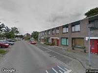 112 melding Brandweer naar Palingweg in Almere
