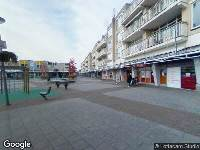 Brandweer naar Ambachtsplein in Rotterdam vanwege een liftopsluiting