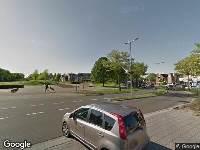 Brandweer naar Zevenkampse Ring in Rotterdam