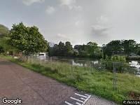 Brandweer naar Muntkade in Utrecht
