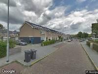112 melding Ambulance naar Rentmeesterlaan in Middelburg