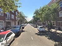 112 melding Besteld ambulance vervoer naar Warmondstraat in Amsterdam vanwege reanimatie