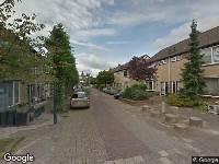 Ambulance naar Kortenaerstraat in Capelle aan den IJssel