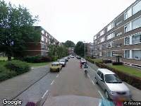 Ambulance naar Ruigoord in Rotterdam