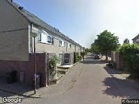 Ambulance naar Urkstraat in Alkmaar