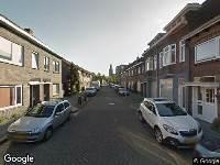 112 melding Ambulance naar Laagstraat in Eindhoven