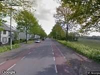 112 melding Besteld ambulance vervoer naar Kanunnikensven in Eindhoven