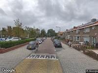 112 melding Brandweer naar Randweg in Katwijk vanwege brand