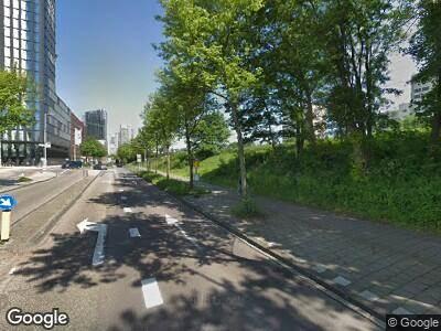Ambulance naar Spaklerweg in Amsterdam