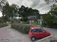 112 melding Brandweer naar Slotlaan in Doetinchem vanwege brand