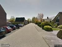 112 melding Ambulance naar Zwanenoord in Numansdorp