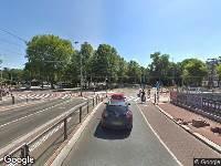 112 melding Politie naar Nieuwe Vijzelstraat in Amsterdam vanwege ongeval met letsel
