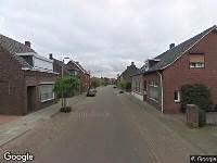 112 melding Brandweer naar Koningstraat in Tegelen vanwege reanimatie