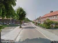 112 melding Ambulance naar Thomas van Diessenstraat in Goirle