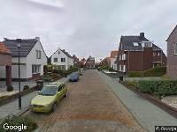 112 melding Ambulance naar Muddy Watersstraat in Middelburg