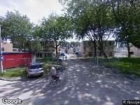 112 melding Ambulance naar Nijenburg in Rotterdam