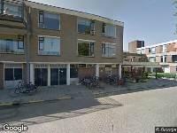112 melding Ambulance naar Marjoleinlaan in Barendrecht