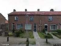 Ambulance naar Engelsestraat in Waalwijk