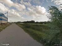 112 melding Brandweer naar Adriaen Blockstraat in Almere