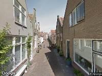 112 melding Ambulance naar Pieterstraat in Goedereede