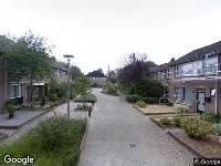 Besteld ambulance vervoer naar Massenetstraat in Waalwijk