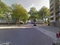 112 melding Ambulance naar Blaauwweg in Dordrecht